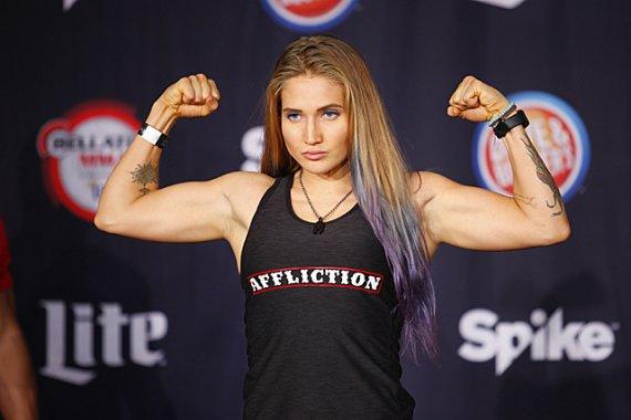 Anastasia Yankova Sherdog
