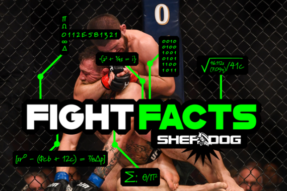 Fight Facts: UFC 2018, a Year in Review