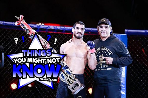 5 Things You Might Not Know About Kron Gracie