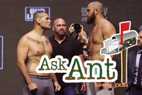 Ask Ant: The UFC on ESPN 1 Edition