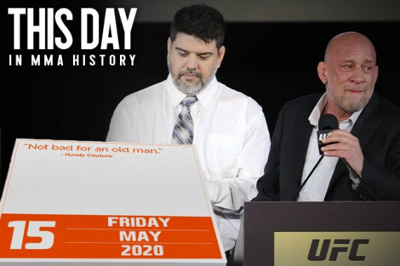 This Day in MMA History: May 15