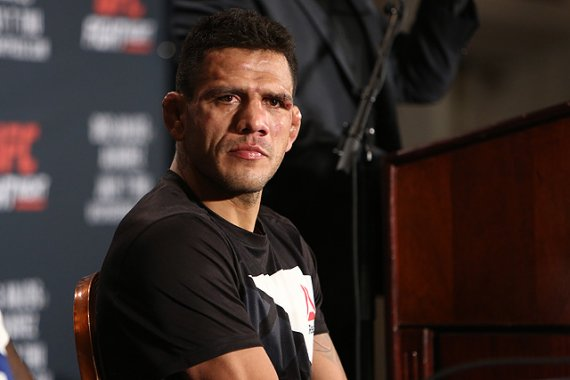 Rafael dos Anjos Announces Positive COVID-19 Test, Withdraws From UFC 254