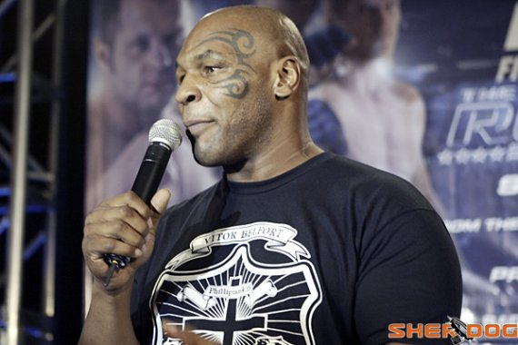 Rafael Cordeiro: Mike Tyson 'Talking About Fighting for the Title'