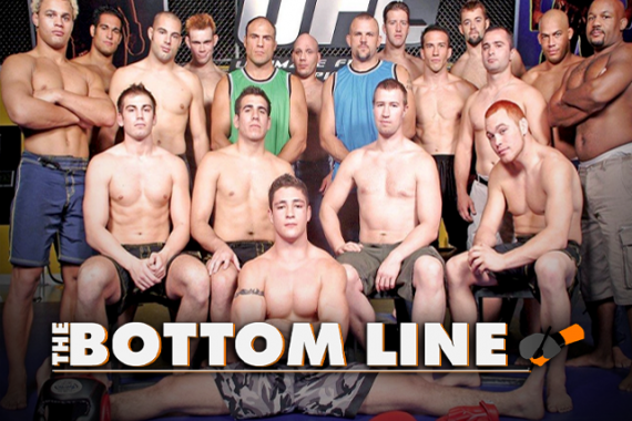 The Bottom Line: The All-'Ultimate Fighter' Team