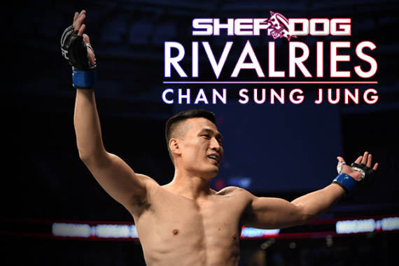 Rivalries: Chan Sung Jung