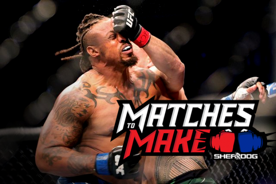 Matches to Make After UFC 264