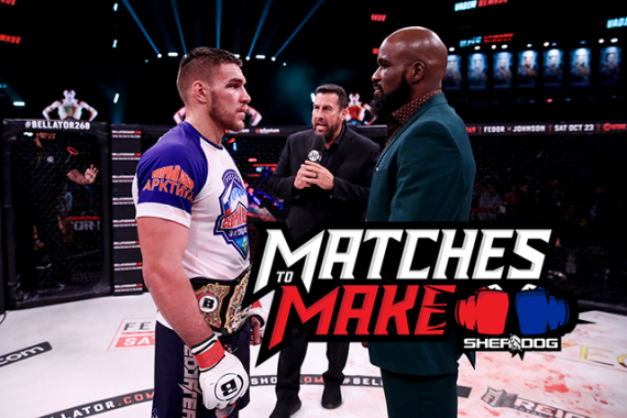 Matches to Make After Bellator 268