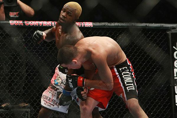 Pictures: UFC Fight Night 19 - Nate Diaz vs. Melvin Guillard