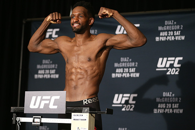 Neil Magny vs. Michael Chiesa Targeted for UFC Card in Abu Dhabi on Jan. 20