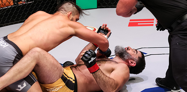 Image result for pfl 6 emiliano sordi