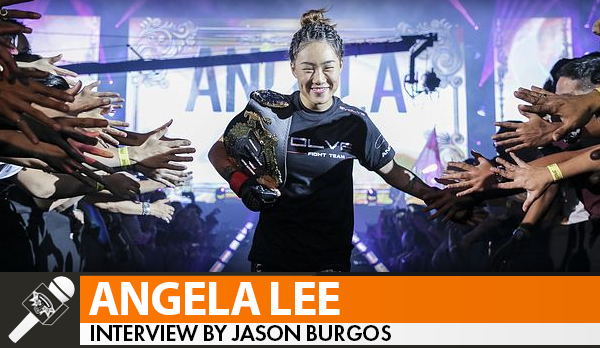 Angela Lee: Yearning to Exorcise Strawweight Demons