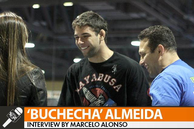 Get to Know One Championship's Marcus 'Buchecha' Almeida