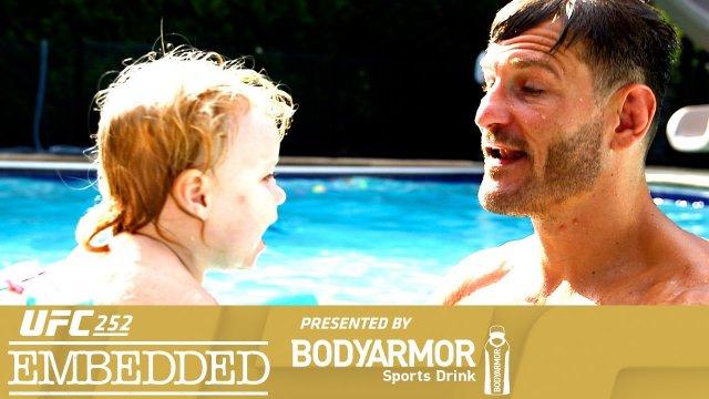 Video: UFC 252 'Embedded' Episode 2